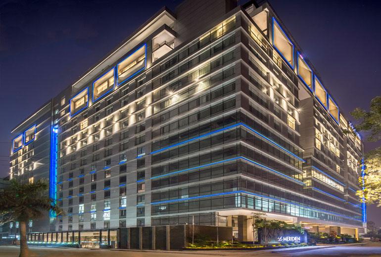 Le-Meridien Hotel